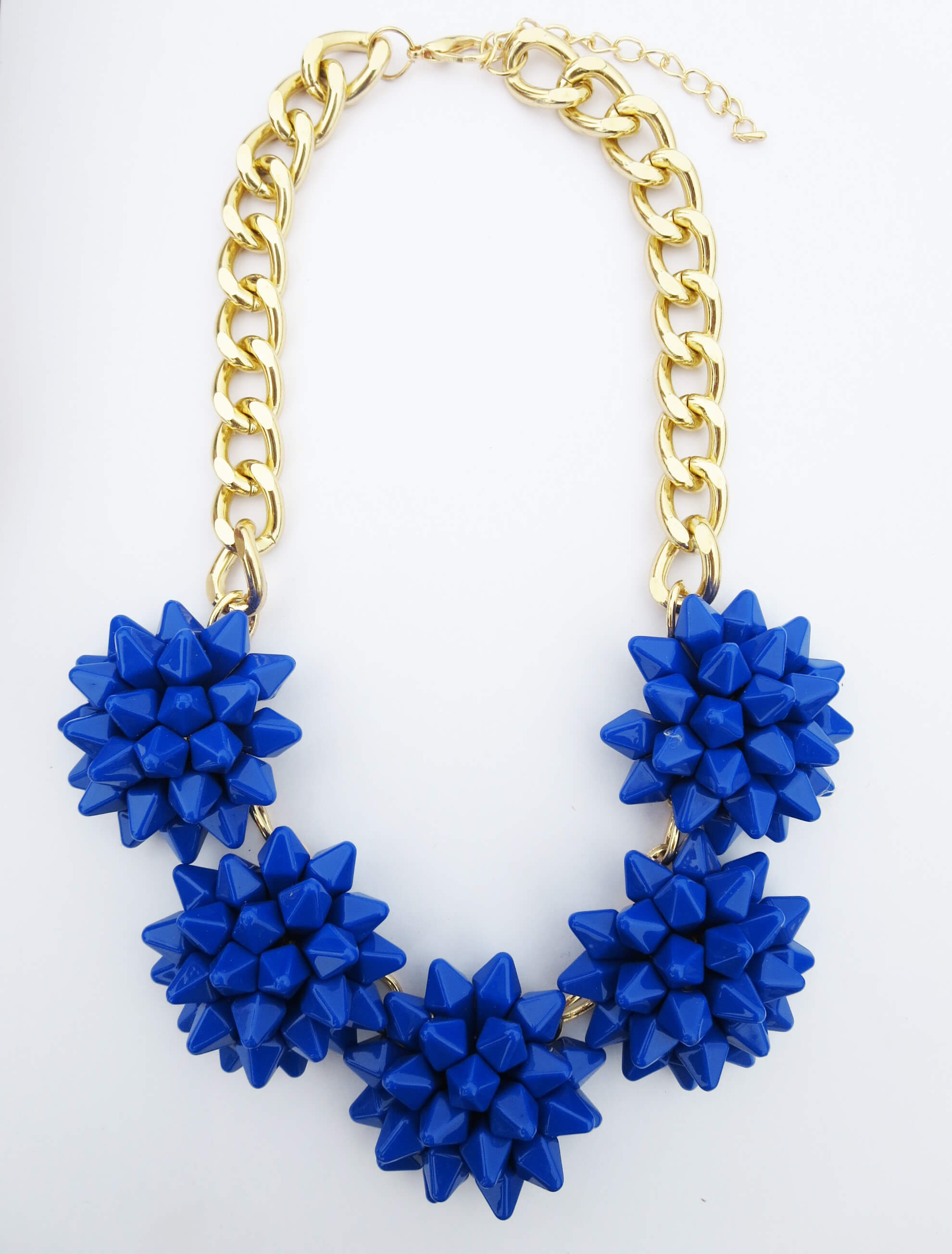 for diamond necklace fashion set jewellery necklaces blue american jewelry shops p pendent women