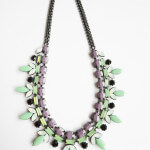 semi-precious stone necklaces wholesale