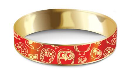 printed enamel bracelets manufacturer