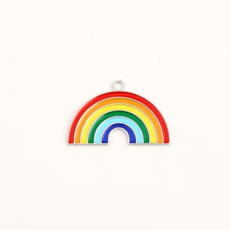 Rainbow Bauble Hanging Decoration